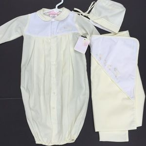 NWT Petit Ami coming home outfit newborn boys 0-3